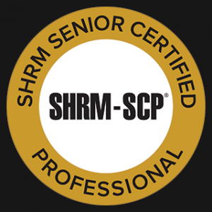 SHRM Senior Certified Professional