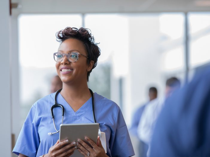 finding a new job in healthcare